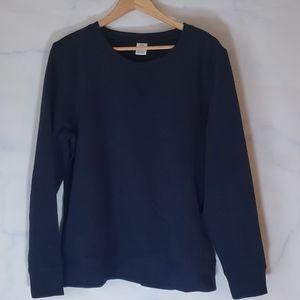 NWT - Men's Fleece Crew Sweatshirt